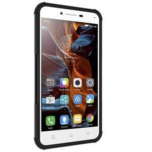 Outdoor odolný obal na mobil Lenovo Vibe K5 / K5 Plus - černý - 6