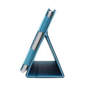 Safe polohovatelné pouzdro na Lenovo Tab 2 A8-50 - modré - 6