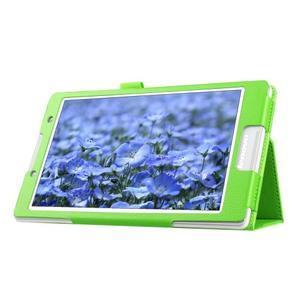 Dvoupolohové pouzdro na tablet Lenovo Tab 2 A8-50 - zelené - 6
