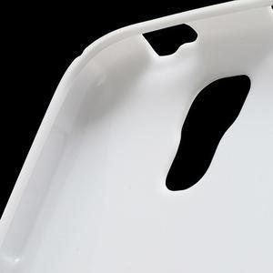 S-line gelový obal na Samsung Galaxy S4 - bílý - 6