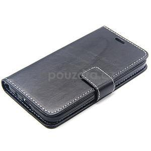 Černé pouzdro na Samsung Galaxy Core Prime - 6