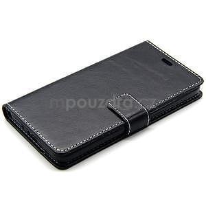 Černé pouzdro na Samsung Galaxy Grand Prime - 6