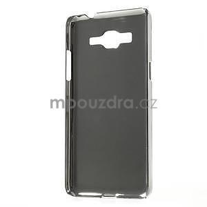 Fialový drahokamový kryt na Samsung Grand Prime - 6