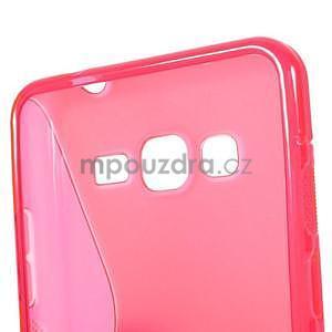 S-line gelový obal na Samsung Galaxy Grand Prime - rose - 6