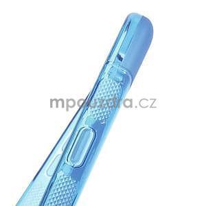 S-line gelový obal na Samsung Galaxy Grand Prime - modrý - 6