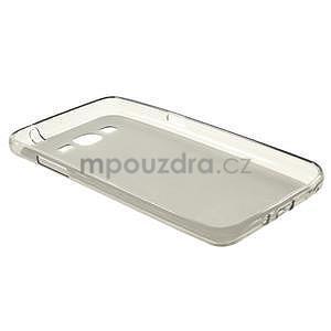 Oboustranně matný kryt na Samsung Galaxy Grand Prime - šedý - 6