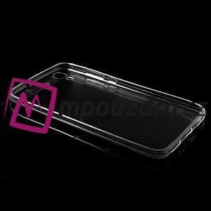 Superslim gelový obal na mobil Huawei Y6 II a Honor 5A - transparentní - 6