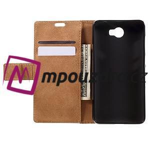 Emotive peněženkové pouzdro na Huawei Y6 II Compact - Socha svobody - 6
