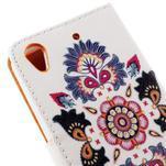 Peněženkové pouzdro na Huawei Ascend G620s - folk - 6/6
