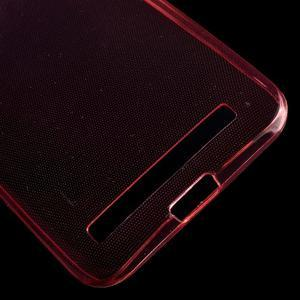Ultratenký slim obal na Asus Zenfone 2 Laser - červený - 6