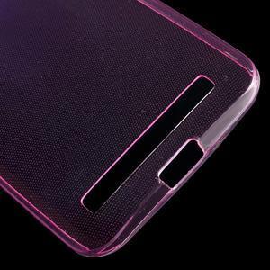 Ultratenký slim obal na Asus Zenfone 2 Laser - rose - 6