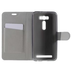 Horse pouzdro na mobil Asus Zenfone 2 Laser - hnědé - 6