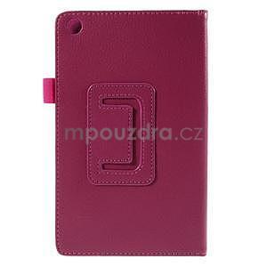 Koženkové pouzdro na tablet Asus ZenPad 7.0 Z370CG - rose - 6