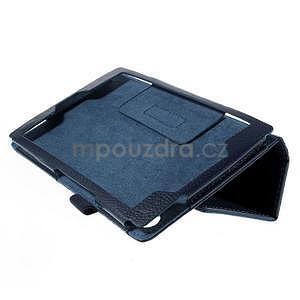 Koženkové pouzdro na tablet Asus ZenPad 7.0 Z370CG - tmavě modré - 6