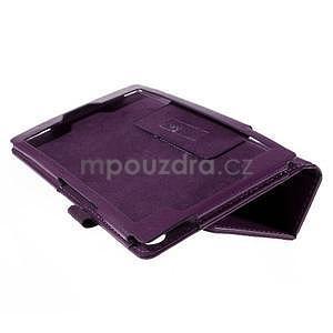 Koženkové pouzdro na tablet Asus ZenPad 7.0 Z370CG - fialové - 6