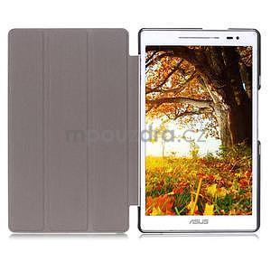 Třípolohové pouzdro na tablet Asus ZenPad 8.0 Z380C - hnědé - 6