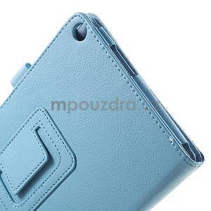Safety polohovatelné pouzdro na tablet Asus ZenPad 8.0 Z380C - světlemodré - 6
