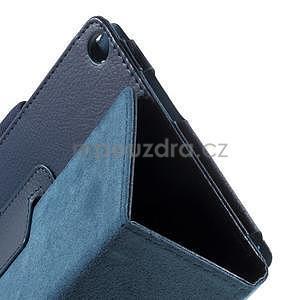 Safety polohovatelné pouzdro na tablet Asus ZenPad 8.0 Z380C - tmavěmodré - 6