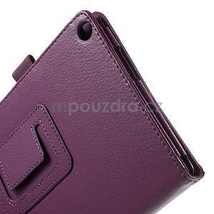 Safety polohovatelné pouzdro na tablet Asus ZenPad 8.0 Z380C - fialové - 6