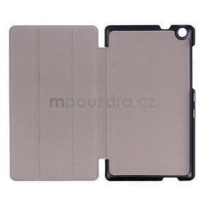 Trifold pouzdro na tablet Asus ZenPad C 7.0 Z170MG - tmavěmodré - 6
