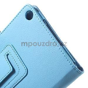 Safety koženkové pouzdro na Asus ZenPad C 7.0 Z170MG - světlemodré - 6