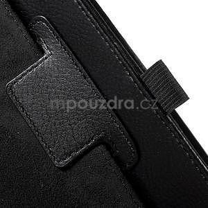 Safety koženkové pouzdro na Asus ZenPad C 7.0 Z170MG - černé - 6