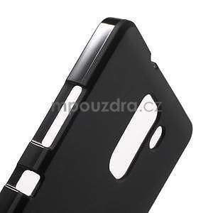Černé gelové pouzdro na mobil Honor 7 - 6
