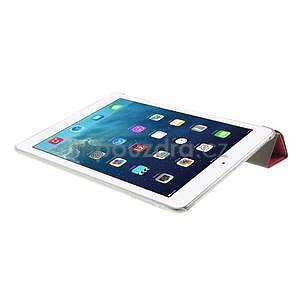 Origami ochranné pouzdro na Apple iPad Air - rose - 6