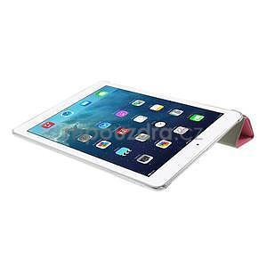 Origami ochranné pouzdro na Apple iPad Air - růžové - 6