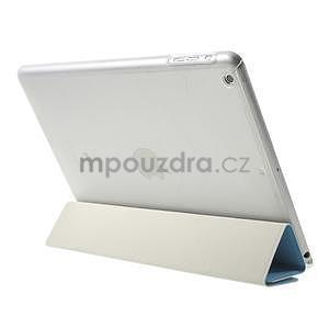 Origami ochranné pouzdro na Apple iPad Air - světle modré - 6