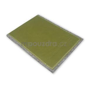 Envelope univerzální pouzdro na tablet 26.7 x 20 cm - zelené - 6