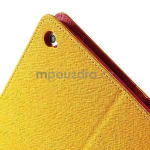 Excelent Diary pouzdro pro iPad Air 2 - oranžové - 6