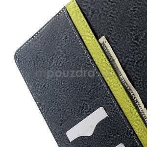 Excelent Diary pouzdro pro iPad Air 2 - zelené - 6