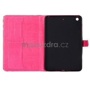 Fashion style pouzdro na iPad Air 2 - rose - 6