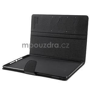 Excelent Diary pouzdro pro iPad Air 2 - černé - 6