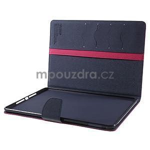 Excelent Diary pouzdro pro iPad Air 2 - rose - 6