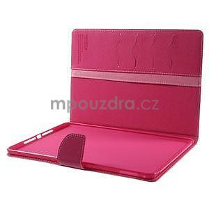 Excelent Diary pouzdro pro iPad Air 2 - růžové - 6