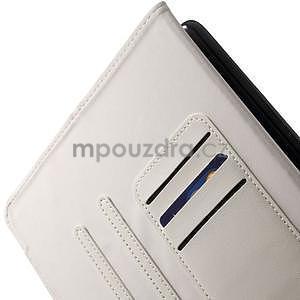 Daffi elegantní pouzdro na iPad Air 2 - bílé - 6