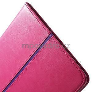 Daffi elegantní pouzdro na iPad Air 2 - rose - 6