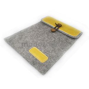 Envelope univerzální pouzdro na tablet 22 x 16 cm - žluté - 6