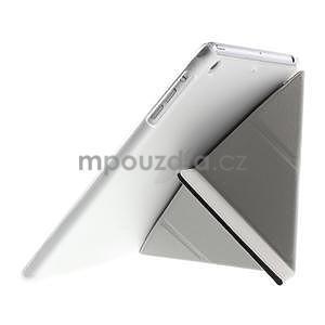 Origami ochranné pouzdro iPad Mini 3, iPad Mini 2, iPad mini - černé - 6
