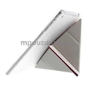 Origami ochranné pouzdro iPad Mini 3, iPad Mini 2, iPad mini - rose - 6
