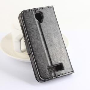 Safety pouzdro na mobil Lenovo A2010 - hnědé - 6