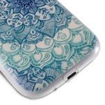 Ultratenký gelový obal na Samsung Galaxy S3 - lotus - 6/6
