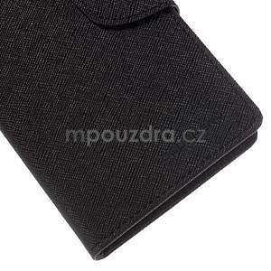 Ochranné pouzdro na Sony Xperia M4 Aqua - černé - 6
