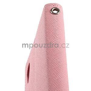 Peněženkové pouzdro na mobil Sony Xperia Z3 - růžové - 6