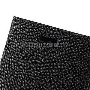 Peněženkové pouzdro na mobil Sony Xperia Z3 - černé - 6