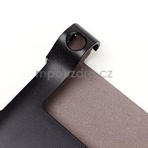 Koženkové pouzdro na Lenovo Yoga Tablet 2 8.0 - černé - 6