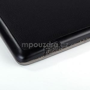 Černé pouzdro na tablet Lenovo S8-50 s funkcí stojánku - 6