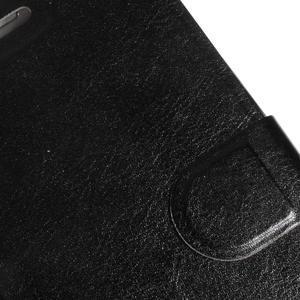 Horse peněženkové pouzdro na Acer Liquid Z520 - černé - 6